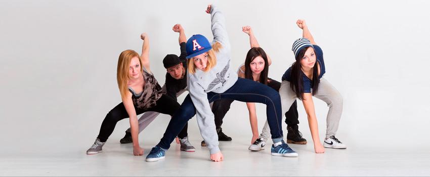 Танцы и ритмика для детей в Казани