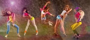 Клубные танцы 3